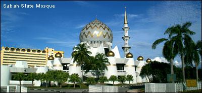 Masjid Negeri Sabah